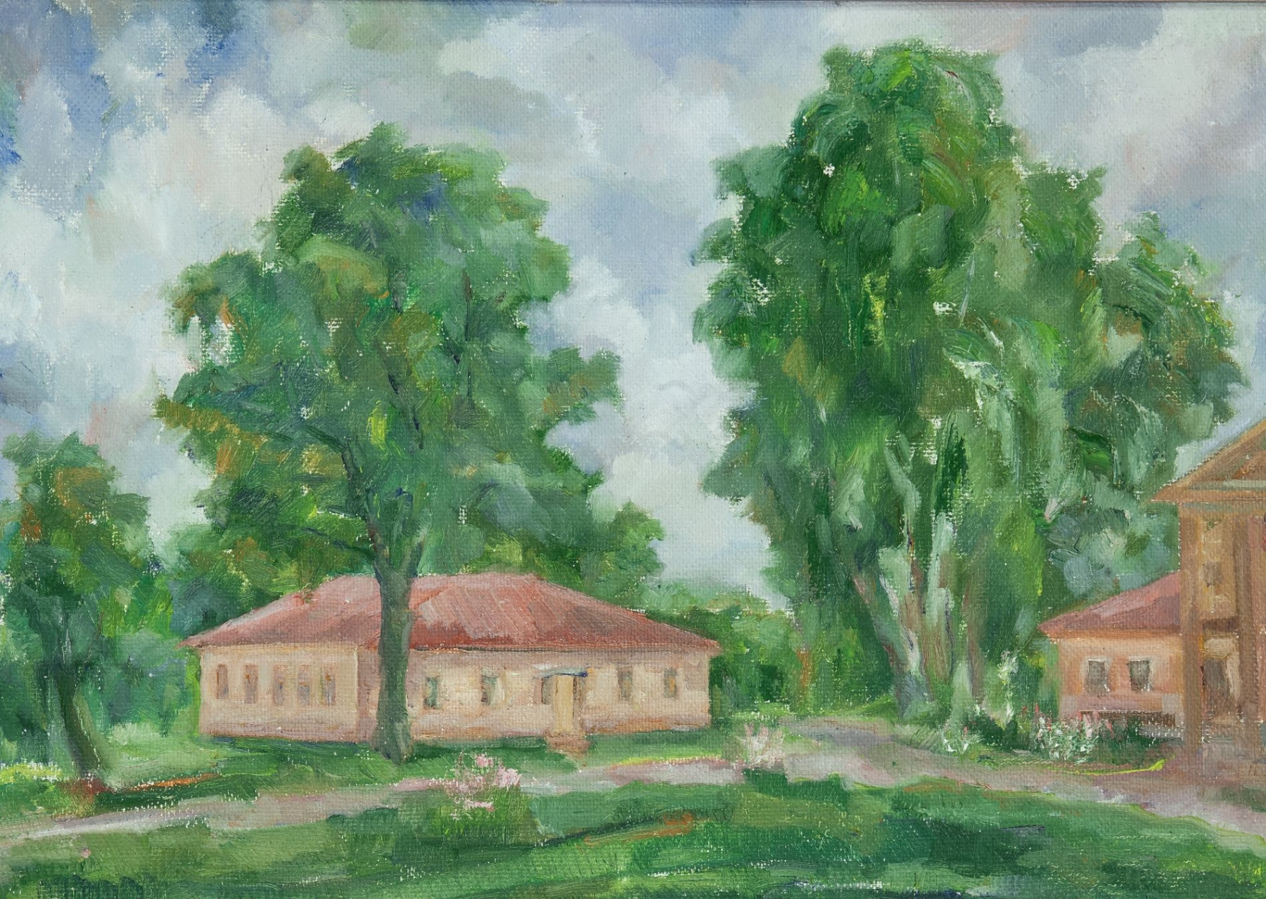 Princess M.K.Tenisheva's School, from the series Smolensk