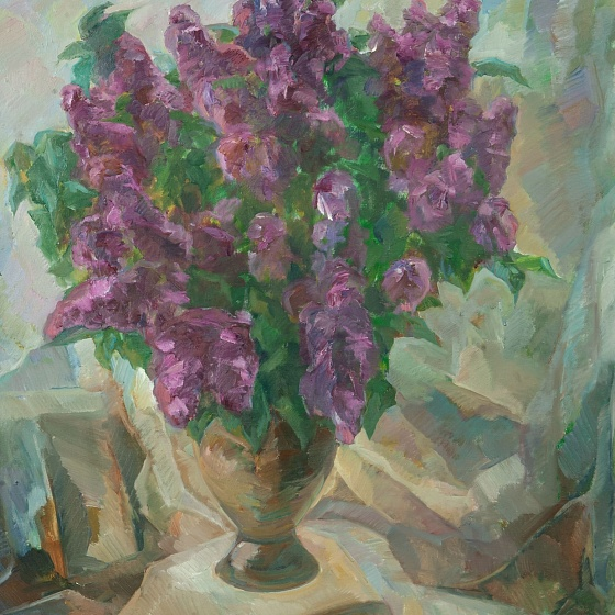 Vrubel's Lilac