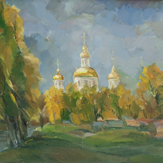 The Last Ray of Light, from the series Polotsk
